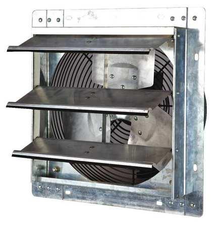 Dayton Exhaust fan manual on