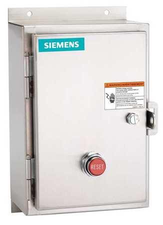 Siemens magnetic motor starter nema 24v 5 5 22a for Siemens magnetic motor starter