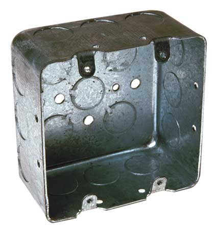 Electrical Box Handy 1/2 in. Knockout by USA Raco Electrical Boxes