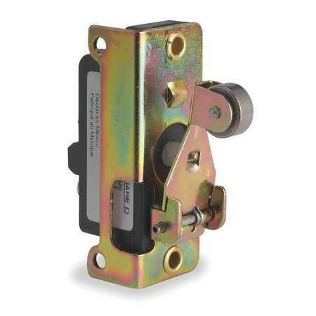 Indstrl Swch 15A 1NO 1NC Rigid Rolr Levr by USA Square D Electrical Enclosed Snap Action Switches