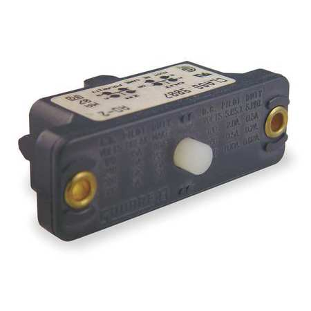 Industrial Swch 10A 2 NO 2 NC Button by USA Square D Electrical Enclosed Snap Action Switches