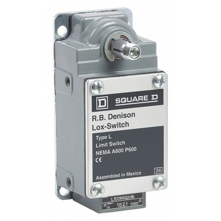 General Purpose Limit Switch Model L100WNSL2M29 by USA Square D Electrical Limit Switches