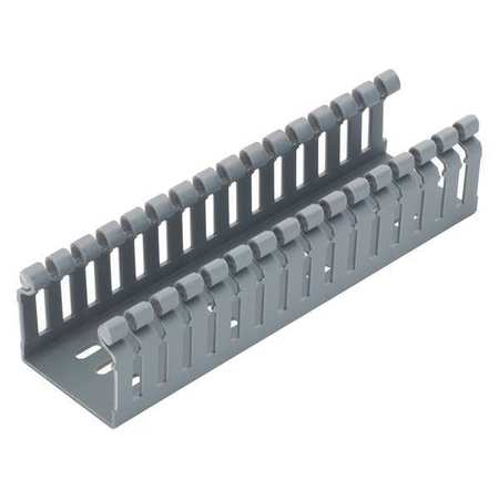 WiringDuct Narrow 2.17x3.06In 6Ft Gray by USA Panduit Wiring Ducts