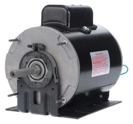 Motor PSC 1/2 HP 1100 115/230V 48Z TEAO by USA Century Direct Drive Permanent Split Capacitor Blower Motors