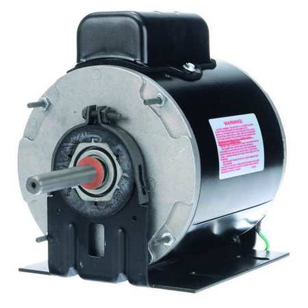 Motor PSC 1/4 HP 1100 115/230V 48Z TEAO by USA Century Direct Drive Permanent Split Capacitor Blower Motors