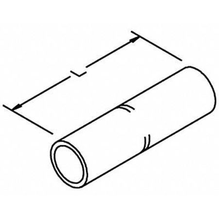 Copper Stand Barrel Connector PK10 by USA 3M Electrical Wire Lug Compression Connectors