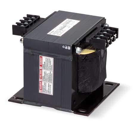 Control Transformer 2kVA 6.19 In. H by USA Square D Electrical Control Transformers