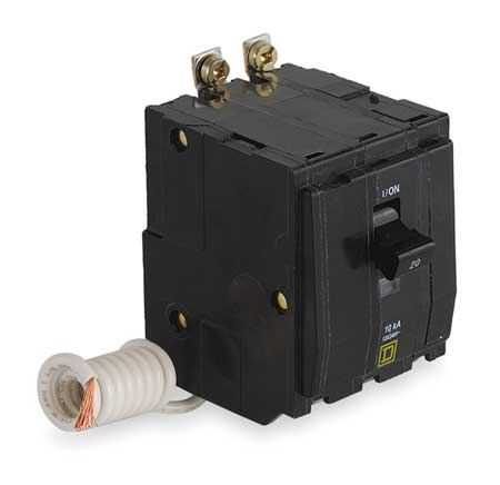 3P Switched Neutral Bolt On Circuit Breaker 30A 120/240VAC by USA Square D Circuit Breakers