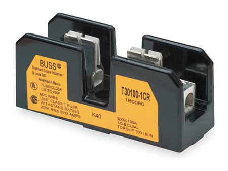 "Fuse Block Box Lug 6.00""Lx2.25""Wx3.06"" H by USA Eaton Bussmann Circuit Fuse Blocks & Holders"