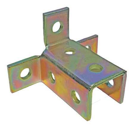 Channel Wing Fitting Gold by USA Value Brand Electrical Strut Channel Accessories