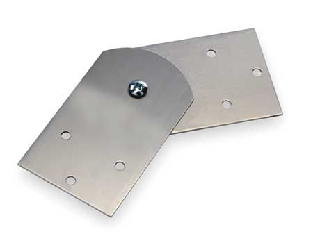 Splice Plate Vertical & Adjustable PR by USA Cope Wireways & Cable Trays