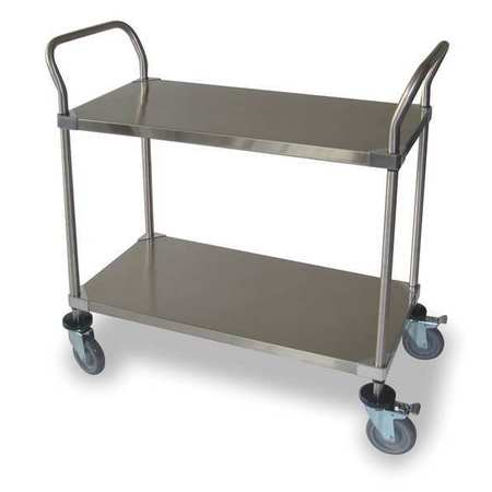 Value Brand Shelf Cart 2 Shelves 36x18x39