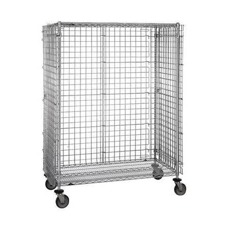 Metro Wire Security Cart 900 lb. 36x30 In.