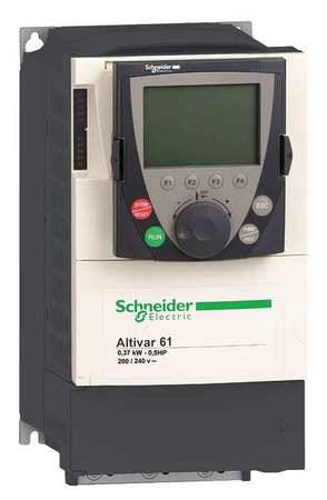 Variable Frequency Drive 350HP 400 480V by USA Schneider Variable Frequency Open Enclosure Drives
