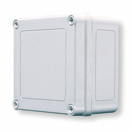 Enclosr Nonmtllc 5.03InHx5.03InWx3.02InD by USA GE Electrical Enclosures