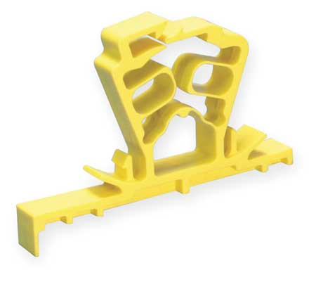 Cable Bracket Polypropylene by USA Caddy Electrical Conduit Clamps & Hangers