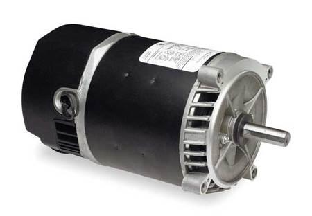 Mtr Cap St 3/4 HP 3450 115/230V 56C ODP by USA Marathon Jet/Well Pump Motors