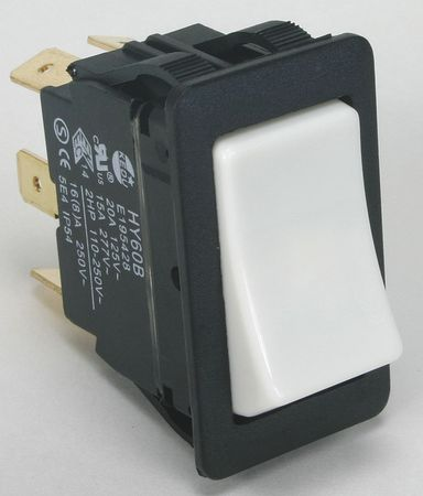 Rocker Switch DPDT 6 Connections Model 2LNJ5 by USA Power First Electrical Toggle Switches