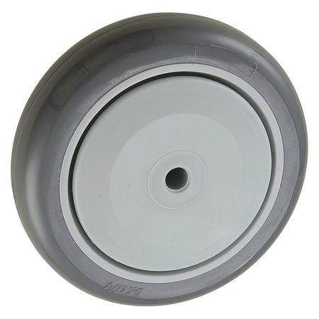 Value Brand Caster Wheel 5 in. 440 lb. Gray