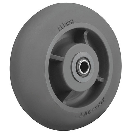 Value Brand Caster Wheel TPR 6 in. 450 lb. Ball
