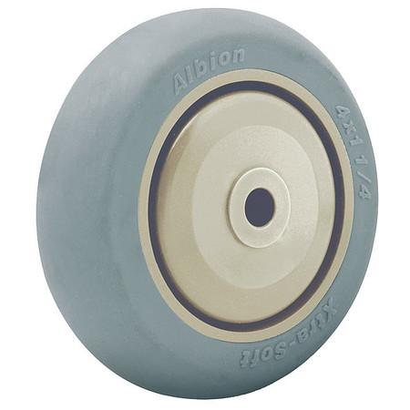 Value Brand Caster Wheel TPR 3 in. 200 lb. Tan Core