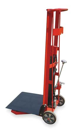 Dayton Pltfrm Lift 750 lb. Cap.60-1/2 In H Type 2MPU7