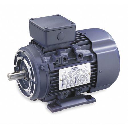Metric Motor 230/460 60/50 2.0/1.0 D80C by USA Leeson General Purpose 3 Phase AC Motors
