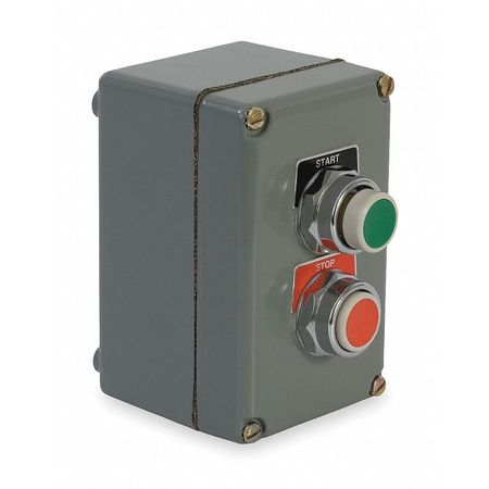 1No//1Nc 22Mm Push Button Control Station