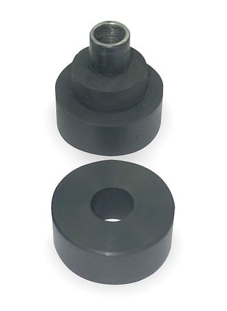 2-Pc. Center Bonded Mounts