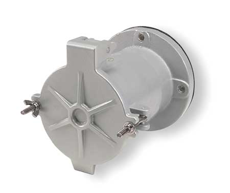 Pin & Sleeve Receptacle 200A 3P 2W Alum by USA Hubbell Killark Electrical Pin & Sleeve Receptacles