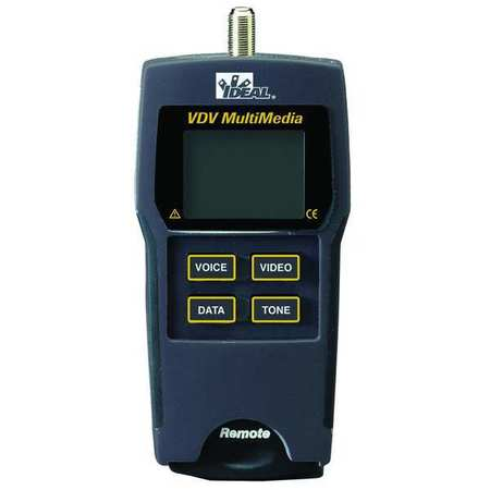 Cable Tester by USA Ideal Data & Communication Test Equipment