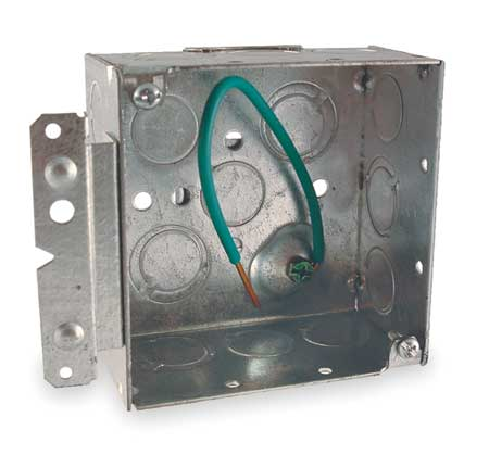 Electrical H Box 4 in 30.3 cu. in. by USA Raco Electrical Boxes