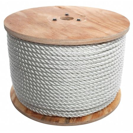 Nylon Twisted Rope - Heat Stabilized