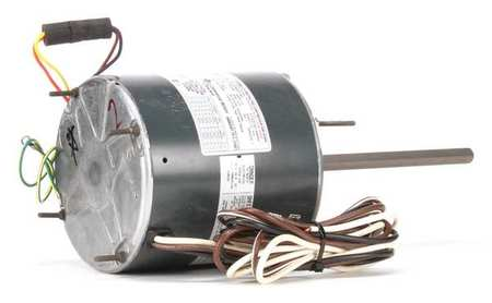 Condenser Fan Motor 1/6to1/2HP 1075 rpm by USA Genteq Direct Drive Permanent Split Capacitor Blower Motors