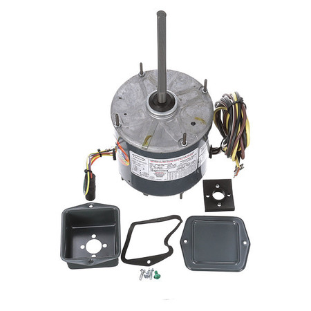 Genteq condenser fan motor 1 6to1 3hp 1075 rpm for Blower motor capacitor symptoms
