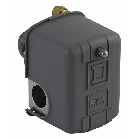 Pressure Swtch Diaphrgm 105/135 psi DPST by USA Square D Electrical Pressure Switches