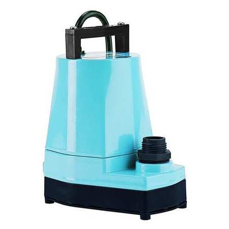LITTLE GIANT - Pump, Sump, 1/6 HP