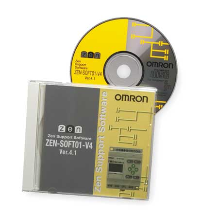 Support Software by USA Omron Industrial Automation Programmable Controller Accessories
