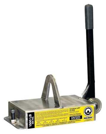 Mag-Mate Lifting Magnet 400 lb Cap 7-3/4 In OAL