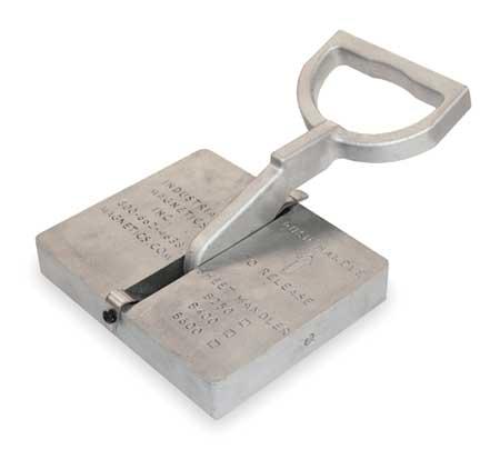 Mag-Mate Lifting Magnet 200 Lb Flat Steel Cap
