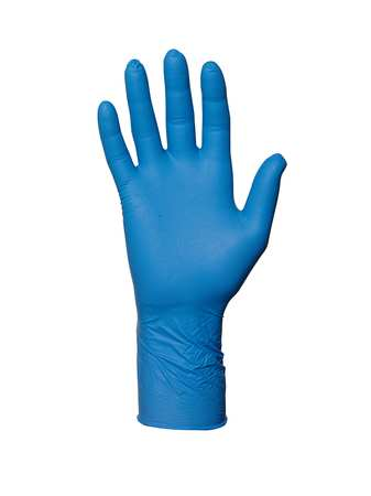Nitrile Medical Exam-Grade Disposable Gloves- Antistatic