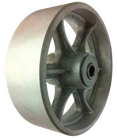 Value Brand Caster Wheel 1200 lb. 6 D x 2 In.