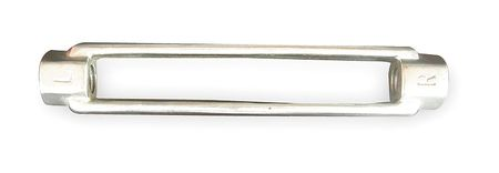 Value Brand Turnbuckle Body for Ends 1/4-20 3 In