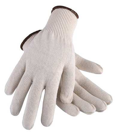 Polyester/Cotton Seamless Gloves