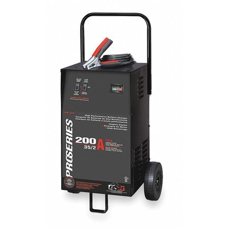 Battery Charger, 120VAC, 35/2A, Schumacher Electric, Wheel Charger