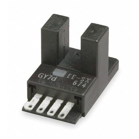 Photoelectric Sensor Close Mnt Thru Beam by USA Omron Photoelectric Sensors