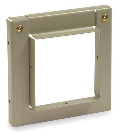 Wireway Reducer 6x6 Sq In To 4x4 Sq In by USA Wiegmann Wireways & Cable Trays