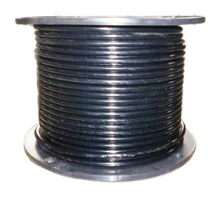 Dayton Cable 1/4 In L250Ft WLL1220Lb 7x7 Steel