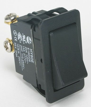 Rocker Switch SPST 2 Connections Model 2VLR1 by USA Power First Electrical Toggle Switches