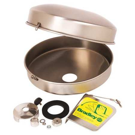 Retrofit Stainless Steel Dust Cover Kit